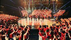 ダンス・ボーカルグループ「三代目 J Soul Brothers from EXILE TRIBE」(三代目JSB)のメンバー7人が登場する江崎グリコ「ポッキ...