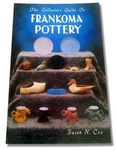 Frankoma Pottery - Books