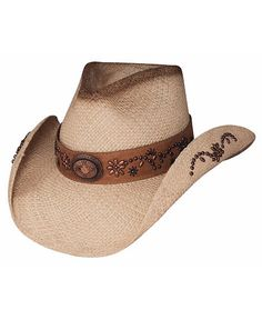 Bullhide More Than A Memory Panama Straw Cowgirl Hat