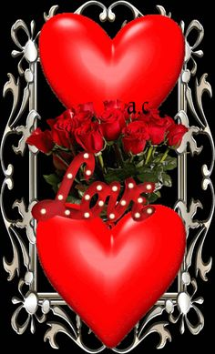⚘ Anita Cruz ⚘ I Love You Images, Love You Gif, You Dont Love Me, Cute Love Pictures, Cute Love Gif, Free Animated Gifs, Animated Heart, Beautiful Gif, Beautiful Roses