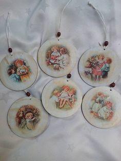 byMajka / Vianočné ozdoby