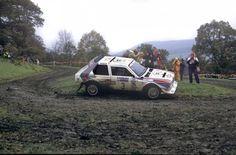 Lancia Delta S4, Markku Alen.