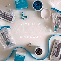 """Today is Freebie Friday!!! Who wants to get their """"Glow"""" on with a sample pack of my amazing anti aging products?? Rodan and Fields has products for every skin type! First 5 people who comment below and PM me their mailing info will get a glow pack from me!! Filled with the products to jump start your skin and spring into fabulous glowing skin. Happy Friday"""
