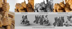 3D SCANNING - voxilion