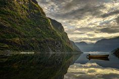 Flåm Reflections in Norway by Matt Kloskowski on 500px