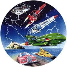 Image result for official thunderbirds are go