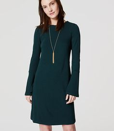 Image of Bell Sleeve Dress