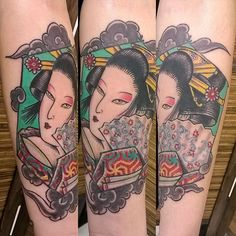 【maurovader】さんのInstagramをピンしています。 《Terminamos esta geisha dentro de un ROKKAKU (cometa japonesa)de mechi... Tatuado con las #blacknwhiteneedles en el #vttattoocastelar agradecido por los que confían en mi trabajo 🙏 #geishatattoo #waves #japanesetattoo #japanesecollective #rokkaku #kaku #japanese #cherryblossoms #maurovadertattoos #bsastattoo #argentinatattoo #buenosairestattoo #castelar #castelartattoo #inked #tattoo #argentinatattoo》