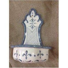 Water Font, Soap Holder, Wall Pockets, Ceramic Art, Stoneware, Fountain, Pottery, Clay, Tableware