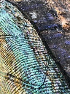 Ravelry: Swerving Shawl pattern by Stephen West