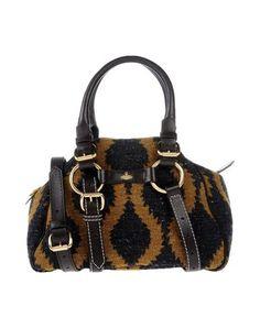 VIVIENNE WESTWOOD Handbag. #viviennewestwood #bags #shoulder bags #hand bags #leather #