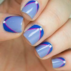 New Nail Art Inspiration Gallery Great Nails, Fabulous Nails, Gorgeous Nails, Nail Art Blog, New Nail Art, Uk Nails, Hair And Nails, Quilted Nails, Nailart