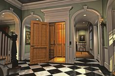Residential Elevator Designs and Styles   Business Directory and FREE Referral Service connecting you to Home Elevator Professionals.