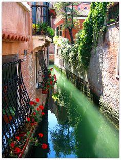 Romantic Venice,..