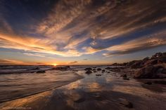 'Morning Glory' ! Western Australia's South West sunrise. (OC) (7263x4842)