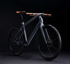 """""""The Urban Concept is a new direction for Canyon, an opportunity to take their knowledge of design and materials to the street. It's a highly..."""""""