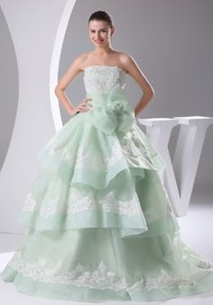 Shop our best value Mint Green Wedding Dresses on AliExpress. Check out more Mint Green Wedding Dresses items in Weddings & Events, Mother & Kids, Home & Garden, Shoes! And don't miss out on limited deals on Mint Green Wedding Dresses! Green Wedding Dresses, Cute Wedding Dress, Bridal Dresses, Wedding Gowns, Lace Wedding, Prom Dresses, Dresses 2013, Dress Prom, Long Dresses