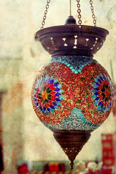 This Morrocan Style lamp will make a ordinary room look amazing! Moroccan Decor, Moroccan Style, Moroccan Lanterns, Turkish Style, Moroccan Design, Indian Style, Deco Bobo, Style Marocain, Turkish Lamps