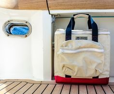 Hudson Sutler: Putting the Cool in Cooler Bags