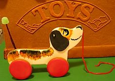 Over the top, adorable! Vintage toy COOKIE from Rolling Pin Productions