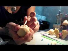 Como hacer la cara de un duende Video #4 - YouTube