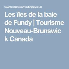 Les îles de la baie de Fundy | Tourisme Nouveau-Brunswick Canada Canada, Boarding Pass, Entertaining, Pictures, Tourism, Baby Newborn, Photos, Funny, Drawings