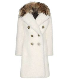 Pellicce Autunno-Inverno 2016-2017 - Cappotto in shearling Burberry London…