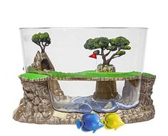Golf Course Aquarium FantaSeas http://www.amazon.com/dp/B007XH07BK/ref=cm_sw_r_pi_dp_k2Ryvb1XMMGVW