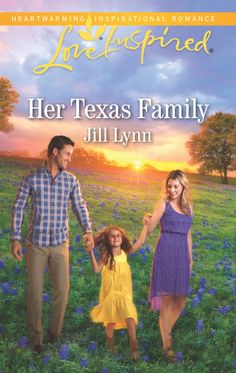 Giveaway at Reading Is My SuperPower: Her Texas Family by Jill Lynn #BookGiveaway