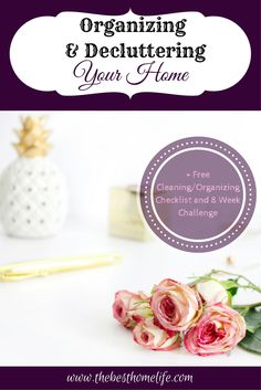 There is always that time were you have the feeling, you NEED to organize your house. Whether it be spring cleaning, nesting, or the house just really needs to