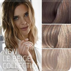 New techniques call for new shades: KP 6/97, KP 8/97, KP 10/97. Le Beige Collection by #KolestonPerfect is a unique combination of cool and warm dyes perfect for any hair color from dark to light. #WellaHair #WellaColor #WellaBlonde #WellaBrunette #HairContouring #StylistsDoItBetter #Shorthair #BrownHair #BlondeHair #HairColor #HairTrends