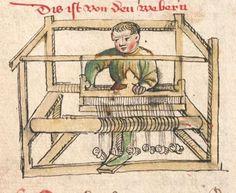 Konrad : Schachzabelbuch Elsass, 1414 Cgm 1111  Folio 218