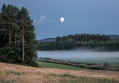 Kuutamo Moon Photos, Moon Pictures, Moon Pics, Beautiful Moon, Beautiful Places, Before I Sleep, Genius Loci, Finland, Moonlight