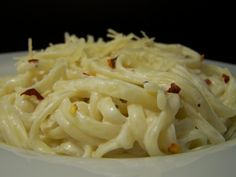 Easy Parmesan And Cream Cheese Pasta Sauce Recipe - Food.com