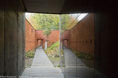 Katyn Museum, Warsaw, Poland BBGK Architekci