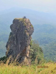 The Peak. Pico the Loro. For the brave ones only.
