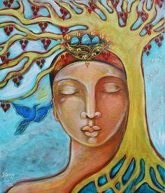 """""""Y un día, mientras transitamos este eterno presente que llamamos vida, las semillas de nuestros sueños se transformarán en árboles, y desplegarán sus ramas que, como alas gigantescas, cruzarán el ..."""