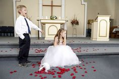 5 Ways 'Common Sense' Lies To You Everyday Cute Baby Couple, Page Boy, Article Design, Wedding Couples, Wedding Ideas, 5 Ways, Formal Dresses, Wedding Dresses, Event Planning