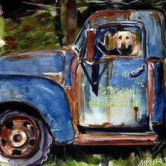 Dog Featured Images - Farmhand by Molly Poole