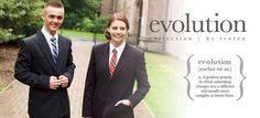 Evolution | School Uniform Collection | Contemporary Schoolwear