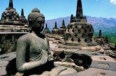 #Borobudur, #Indonesia