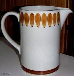 "Arabia ""Lappi"" Kitchenware, Tableware, Scandinavian Style, Finland, Mid-century Modern, Stuff To Do, Pots, Mid Century, Ceramics"