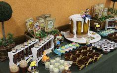 L´art in Dolce - Vera Madeira: Festa Boteco da Camila e Herbert