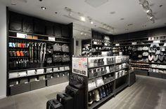 Ouverture du tout premier concept store MUJI to GO à Paris St Lazare