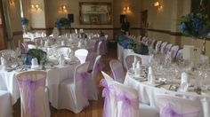 Crystal Suite at Nunsmere Hall Arley Hall, Recent Events, Wedding Venues, Table Settings, Wedding Photography, Table Decorations, Blog, Weddings, Beautiful