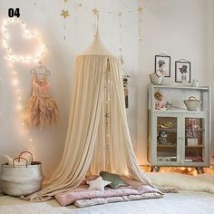 Children Play Tent Princess Tent For Kids Play House Baby Playpen Indoor Infant Room Dome Hammock Tent Bed Curtain Tent -- BuyinCoins.com