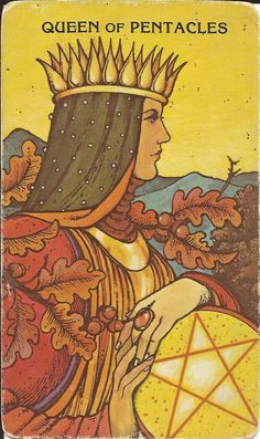 14 Best Tarot Cards - Pentacles (money & communication