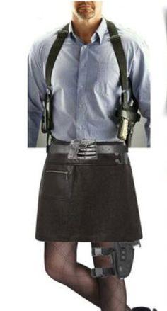 Armed man in mini skirt Men Wearing Skirts, Tennis Skirts, Men In Kilts, Real Men, Rock, Modern Man, Shorts, Dress Skirt, Men Dress