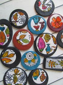 POLYMER CLAY AND FIMO PENDANTS tutorial