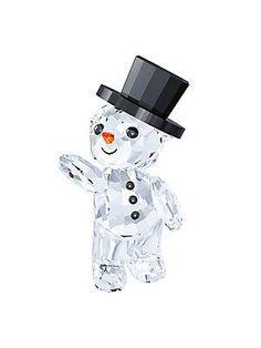 Swarovski Annual Kris Bear Figurine - No Color